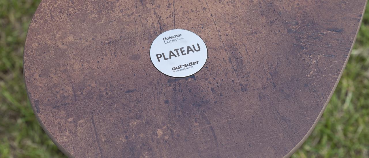 Plateau bænk fra Outsider